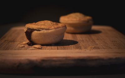 Home-Made Christmas Mince Pies